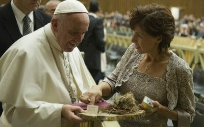 A bird's nest and healing: Vatican sponsors event on preventing sexual abuse
